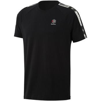 Îmbracaminte Bărbați Tricouri mânecă scurtă Reebok Sport DT8147 Negru