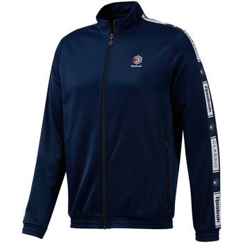 Îmbracaminte Bărbați Bluze îmbrăcăminte sport  Reebok Sport DT8148 Albastru