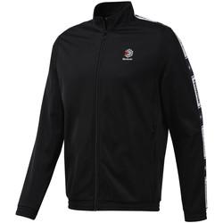 Îmbracaminte Bărbați Bluze îmbrăcăminte sport  Reebok Sport DT8150 Negru