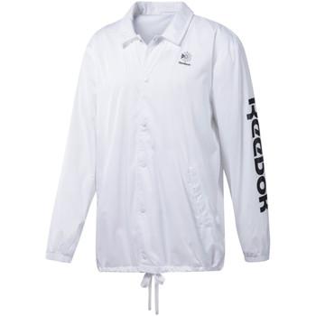 Îmbracaminte Bărbați Bluze îmbrăcăminte sport  Reebok Sport DT8203 Alb