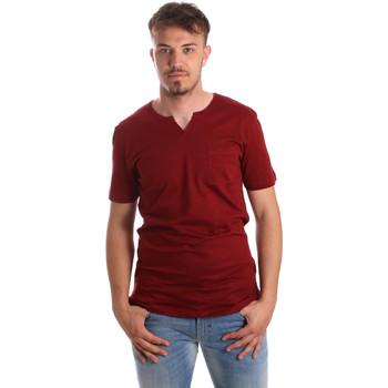 Îmbracaminte Bărbați Tricouri mânecă scurtă Antony Morato MMKS01487 FA100139 Roșu