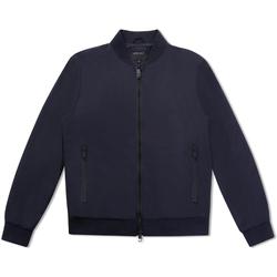 Îmbracaminte Bărbați Bluze îmbrăcăminte sport  Antony Morato MMCO00561 FA600101 Albastru