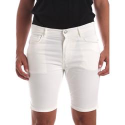 Îmbracaminte Bărbați Pantaloni scurti și Bermuda Antony Morato MMSH00140 FA800109 Alb