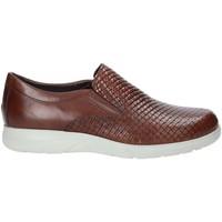 Pantofi Bărbați Pantofi Slip on Stonefly 211281 Maro