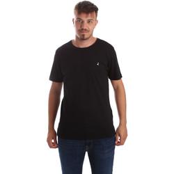 Îmbracaminte Bărbați Tricouri mânecă scurtă Navigare NV31069 Negru