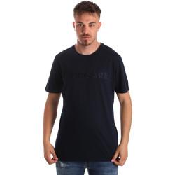 Îmbracaminte Bărbați Tricouri mânecă scurtă Navigare NV31070 Albastru