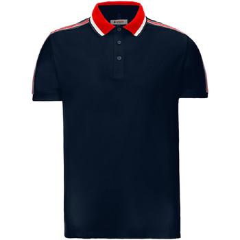 Îmbracaminte Bărbați Tricou Polo mânecă scurtă Invicta 4452206/U Albastru