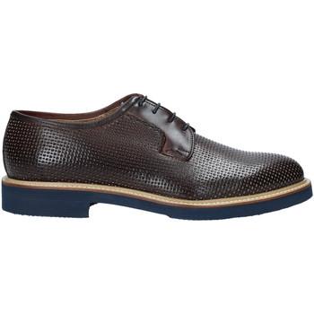 Pantofi Bărbați Pantofi Derby Rogers 1031_3 Maro