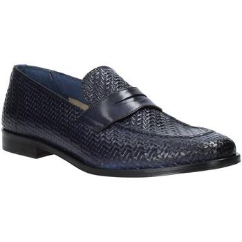 Pantofi Bărbați Mocasini Rogers 1012_3 Albastru