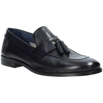 Pantofi Bărbați Mocasini Rogers 1023_3 Albastru