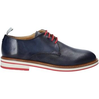 Pantofi Bărbați Pantofi Derby Rogers 1002_3 Albastru