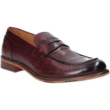 Pantofi Bărbați Mocasini Exton 3106 Roșu