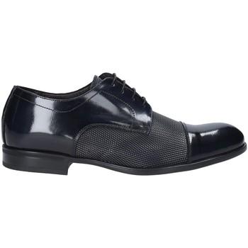 Pantofi Bărbați Pantofi Derby Exton 1385 Albastru