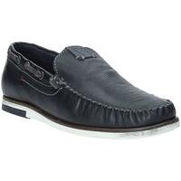 Pantofi Bărbați Mocasini Wrangler WM91081A Albastru