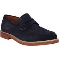 Pantofi Bărbați Mocasini Impronte IM91052A Albastru