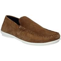 Pantofi Bărbați Mocasini Impronte IM91080A Bej
