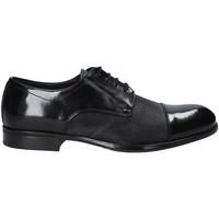Pantofi Bărbați Pantofi Derby Exton 1385 Negru
