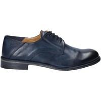 Pantofi Bărbați Pantofi Derby Exton 3101 Albastru
