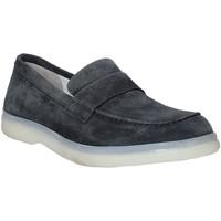 Pantofi Bărbați Mocasini Marco Ferretti 360006MF Albastru