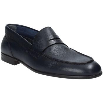 Pantofi Bărbați Mocasini Marco Ferretti 160973MF Albastru