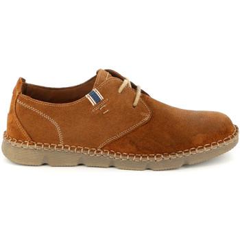Pantofi Bărbați Pantofi Derby Grunland SC4527 Maro