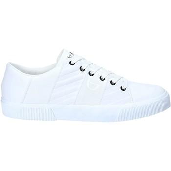 Pantofi Bărbați Sneakers Byblos Blu 2MA0003 LE9999 Alb