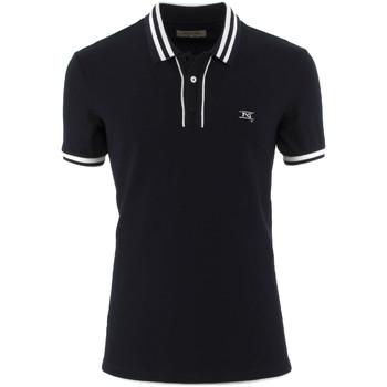 Îmbracaminte Bărbați Tricou Polo mânecă scurtă Nero Giardini P972210U Albastru