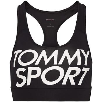Îmbracaminte Femei Bustiere sport Tommy Hilfiger S10S100070 Negru