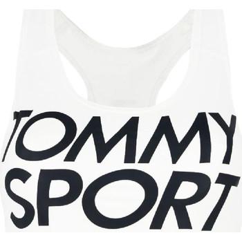 Îmbracaminte Femei Bustiere sport Tommy Hilfiger S10S100070 Alb
