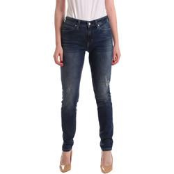 Îmbracaminte Femei Jeans boyfriend Calvin Klein Jeans J20J209427 Albastru