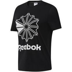 Îmbracaminte Femei Tricouri mânecă scurtă Reebok Sport DT7219 Negru