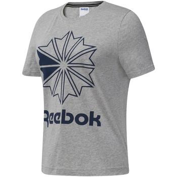 Îmbracaminte Femei Tricouri mânecă scurtă Reebok Sport DT7221 Gri