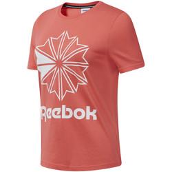 Îmbracaminte Femei Tricouri mânecă scurtă Reebok Sport DT7223 Roz