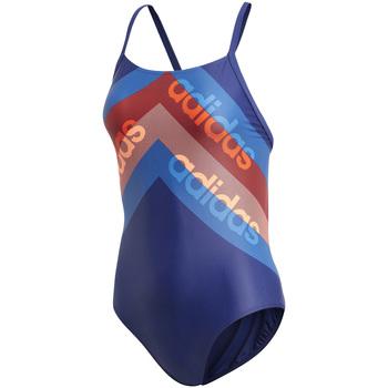 Îmbracaminte Femei Costum de baie 1 piesă  adidas Originals DH2403 Albastru