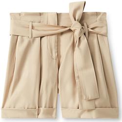 Îmbracaminte Femei Pantaloni scurti și Bermuda Liu Jo F19231T2311 Bej