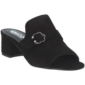 Pantofi Femei Papuci de vară IgI&CO 3185155 Negru