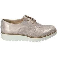 Pantofi Femei Pantofi Derby Enval 3255144 Aur