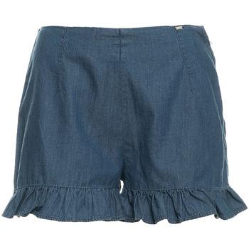 Îmbracaminte Femei Pantaloni scurti și Bermuda Fracomina FR19SM503 Albastru