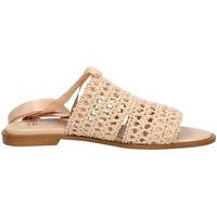 Pantofi Femei Papuci de vară Liu Jo S19029TX043 Roz