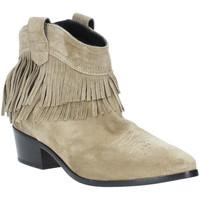 Pantofi Femei Botine Janet&Janet 43052 Bej