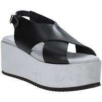 Pantofi Femei Sandale  Pregunta IBH6653 Negru