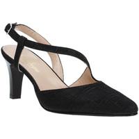 Pantofi Femei Pantofi cu toc Soffice Sogno E9360 Negru