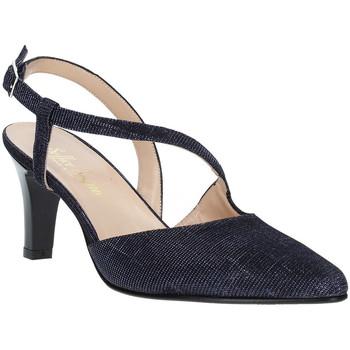 Pantofi Femei Pantofi cu toc Soffice Sogno E9360 Albastru