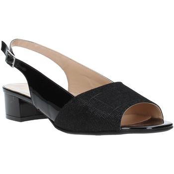 Pantofi Femei Sandale  Soffice Sogno E8113T Negru