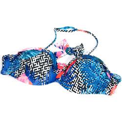 Îmbracaminte Femei Costume de baie separabile  Emporio Armani EA7 912089 9P432 Albastru