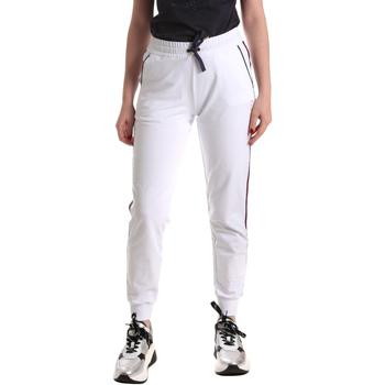 Îmbracaminte Femei Pantaloni de trening Emporio Armani EA7 3GTP54 TJ31Z Alb