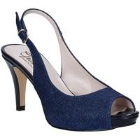 Pantofi Femei Sandale  Grace Shoes 738I003 Albastru
