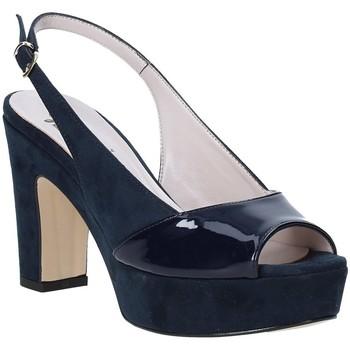 Pantofi Femei Sandale  Grace Shoes 679004 Albastru