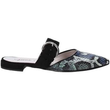 Pantofi Femei Espadrile Grace Shoes 521008 Negru