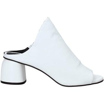 Pantofi Femei Espadrile Elvio Zanon EJ5804X.D Alb